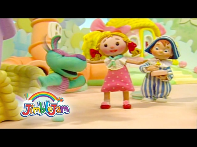 Andy Pandy : Dance Lessons with Looby Loo : JimbleJam