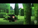 «Сын Бэтмена» (2014) - Тренировка Дэмиена | Отрывок из фильма