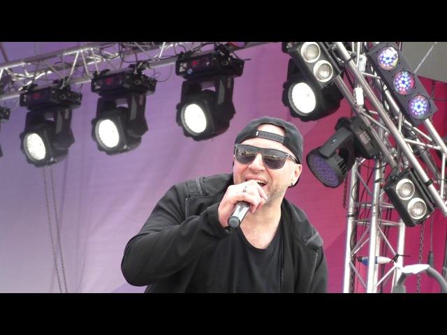 Группа Радиокейс - Счастье (День города Перми 12.06.2017)