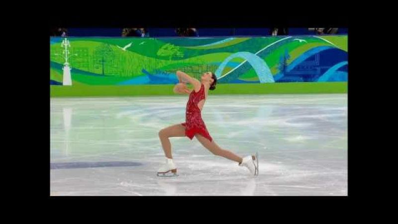 Laura Lepisto 2010 Winter Olympics FS