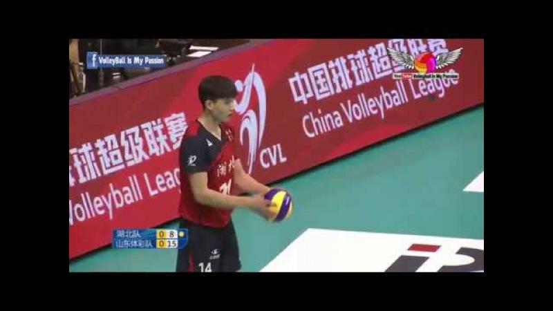 Hubei(湖北) vs Shandong (山东) | 05-11-2017 | Chinese Men's volleyball super league 2017/2018