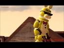 Приключения Спрингтрапа Часть 4 - Пять Ночей с Фредди 3 Анимация Фнаф 3 Фнаф анимация