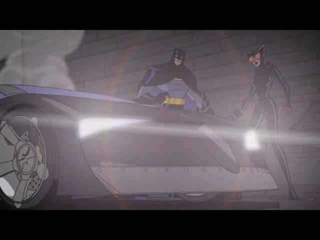 Бэтмен (2004) 14 серия (2 сезон)
