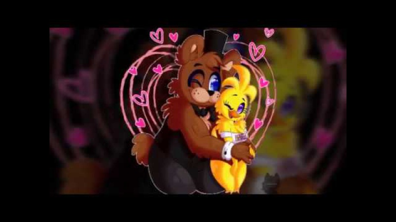 Freddy x Chica ~ Boy Like You