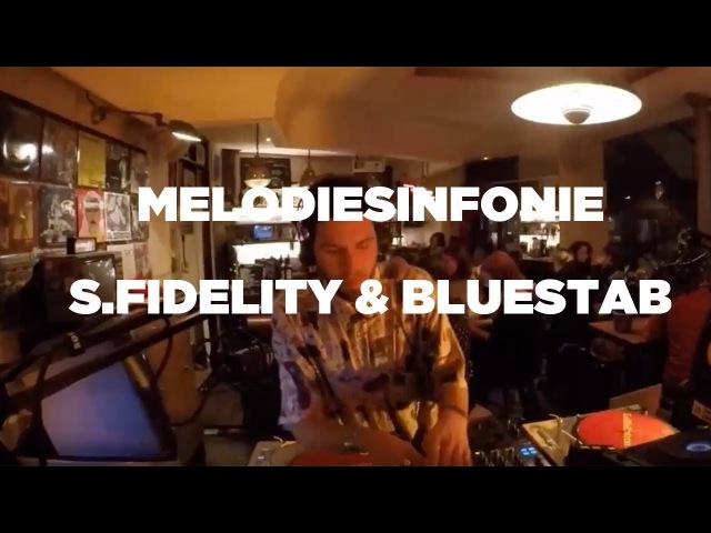 Melodiesinfonie, S. Fidelity Bluestaeb • DJ Set • Le Mellotron