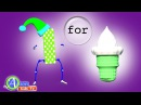 Learn Phonics Songs for Baby I Letter SONG Dancing for Babies ICECREAM Action Kids Tv