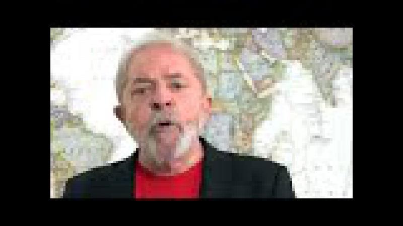 Lula envia vídeo à África: Não tem limite o que fazem para evitar a minha volta ao poder
