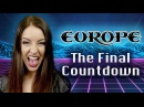Europe The Final Countdown 🕛 Cover by Minniva featuring Quentin Cornet Mr Jumbo