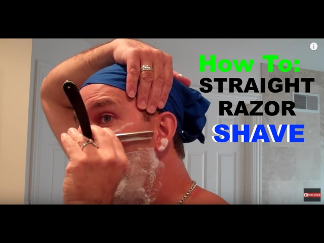 Best How To Shave with a Straight Razor