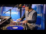 DJ QBERT GOES BAZZZERK CUTTING UP LIVE ON THE WAKE UP SHOW