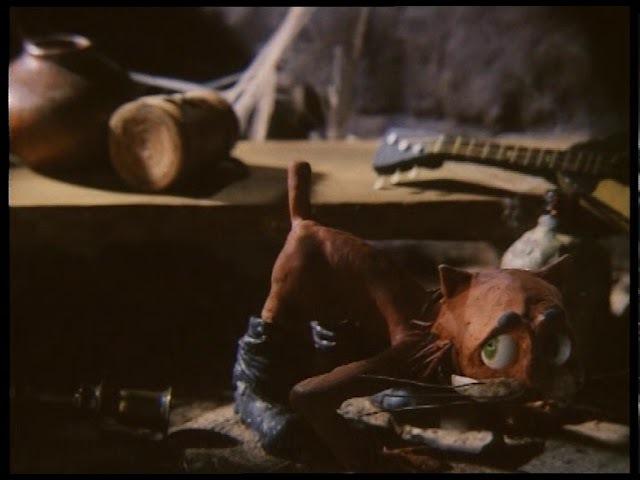 Кот в сапогах Le Chat botte 1995г