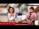 BravoSexy talk show 15 2017 se Sarah Star host GINGER WIXXIE burlesque and pin up model