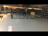 Брайан Ортега - открытая тренировка UFC Fight Night 123