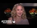 Интервью для портала «Access Hollywood» | 2017 год
