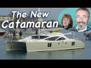 The New Catamaran Bluewater 50 Transatlantic