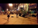 VLOG Барабанщики в центре Анапы Голые танцы Прикол