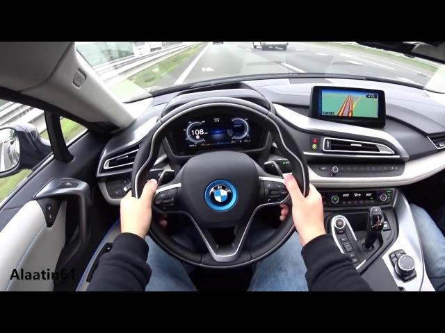 BMW i8 2017 TEST DRIVE