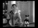 Микки Маус и кот