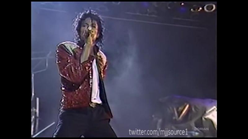 Michael Jackson Beat It Official Videolive Yokohama 1987