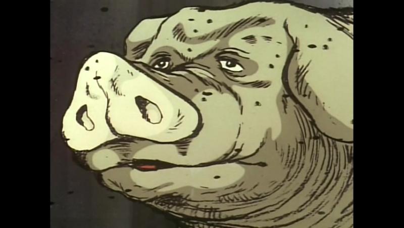 Ashita no Joe / Завтрашний Джо TV-1 (1970) - 9 серия rus sub