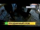 ТК НТВ - Сотрудники СОБРа оказали содействие полиции в задержании подозреваемых в разбойном нападении на салон сотовой связи