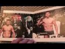 Геннадий Головкин мен Сауль Альварес кездесуіне арналған шағын фотоальбом