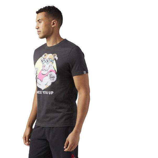 Спортивная футболка Reebok CrossFit Athena