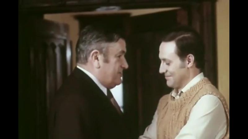 ◄Скандальное происшествие в Брикмилле(1980)реж.Юрий Соломин