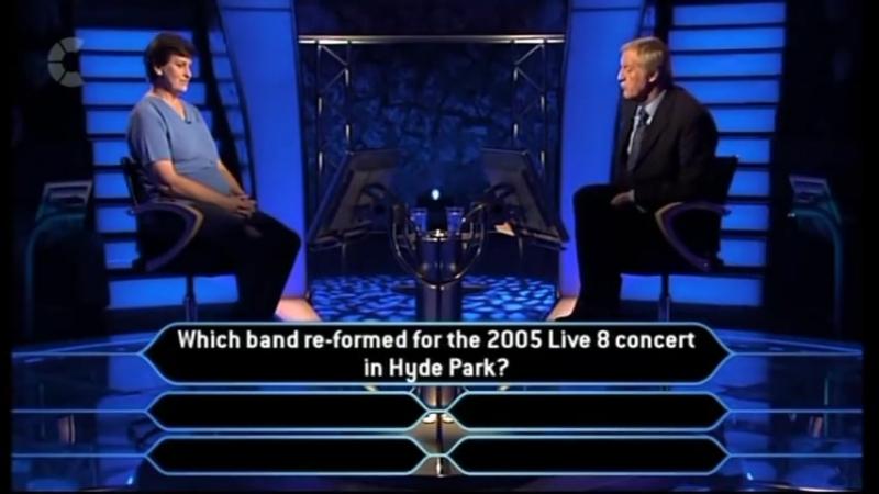 Who Wants to be a Millionaire? (10.12.2005) (в лучшем качестве)