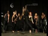 Girls Aloud - Jump (V Festival 17.08.2008)