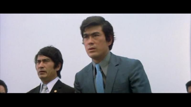 1970 - Подручный якудза / Yakuza Deka