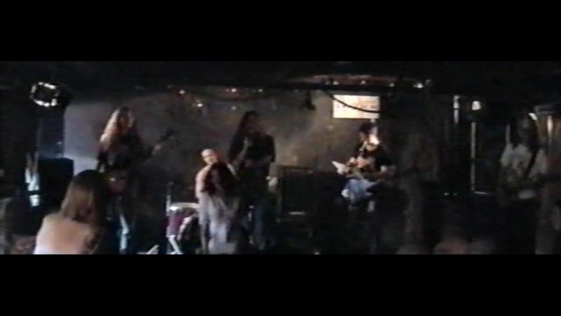 Оберег рок клуб Манхеттен 24.07.2002