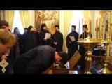 Хор братии Валаамского монастыря - Тропарь и кондак свт Спиридону Тримифунтскому