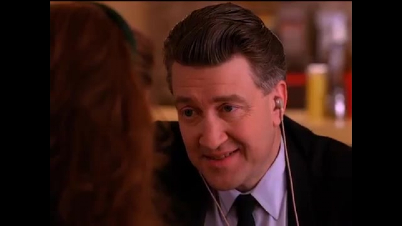 David Lynch happening all over again... (Twin Peaks S02) (1991)