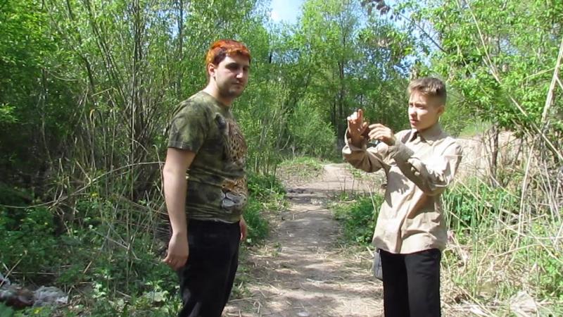 Кролик Блэк предложил во время съемок Эльдара Богунову интересный поворот событий