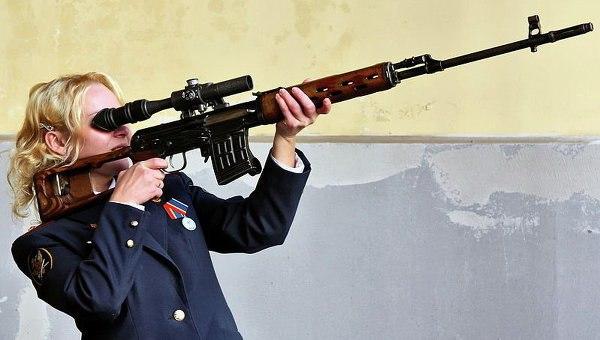 ВДНРсоздали самую крупнокалиберную снайперскую винтовку вмире