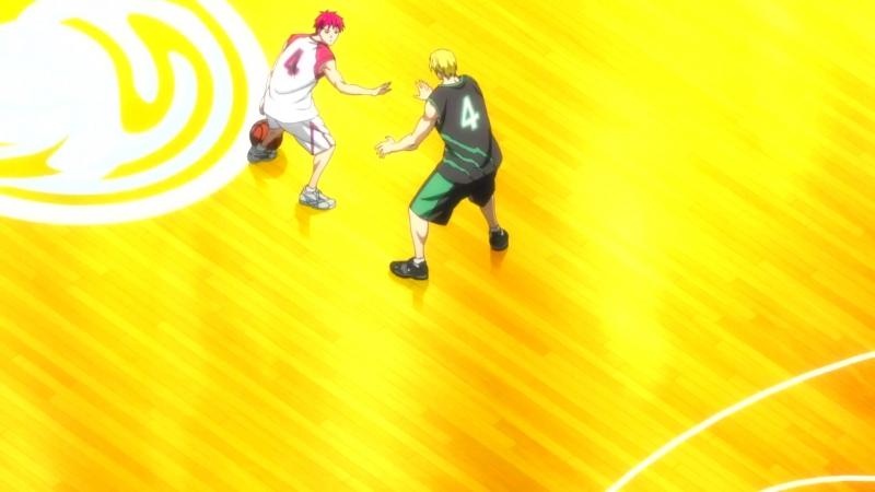Баскетбол Куроко: Последняя игра - фильм [OVERLORDS] [1080p]