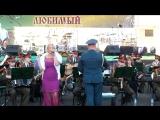 День города Лосино-Петровский - 2017: концерт на площади ДК
