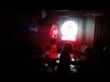 Anya Yurova Live Performance Meu Grande Amore (Original by Lara Fabian)