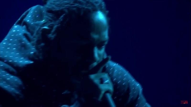 Kendrick Lamar Rich the Kid - Feel New Freezer (Live at BRIT Awards 2018)
