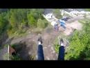 Экстремальные прыжки с веревкой. Роупджампинг