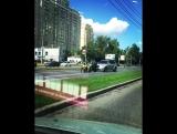 Ох, уж эти байкеры. Лучше им дорогу не переезжать.... Москва 24.07.2017