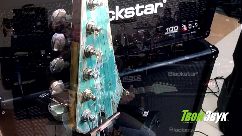 Твой Звук - Poznysh Guitars Ibanez Jem