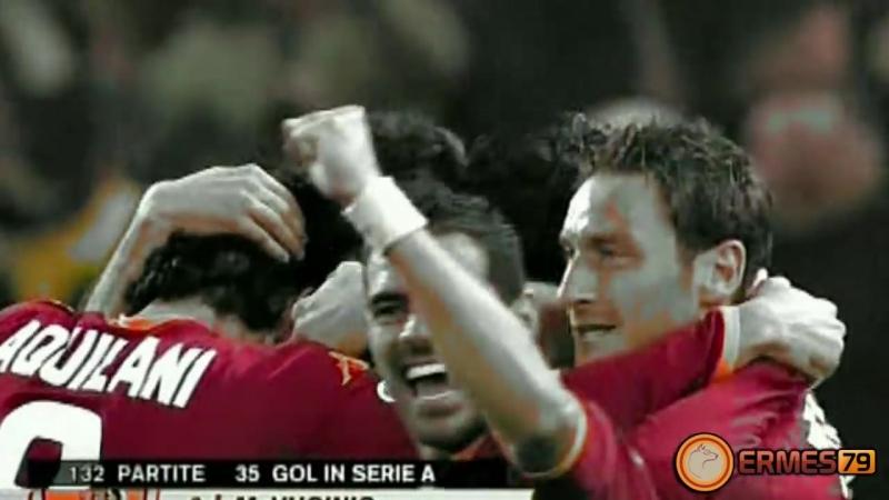 ROMA Milan TOP GOALS 2006-2017