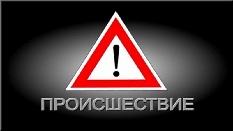 Лобовая авария у Камешково
