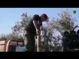 Курдянки #YPJ обстреливают из ракет турецких оккупантов внутри Африна