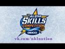 ☆ NHL All-Star Weekend 2018 Skills Competition 27.01.2018 Eurosport ЕвроСпорт RU ☆