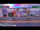 WW 57kg Qual Purev - Andreeva