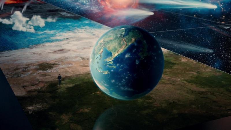 Космос: пространство и время (9) Затерянные миры планеты Земля (2014)