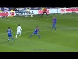 Шикарный гол Криштиану Роналду в ворота Леванте (футбол, гол, Кристиану, Реал Мадрид, Лалига, наклбол)